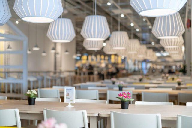 Aranżacja wnętrz z meblami IKEA